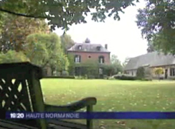 video Gîte au jardin - Pré-Boulay